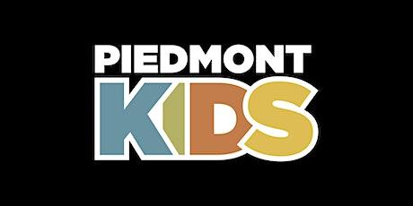April 18th  - Piedmont Kids Tickets tickets