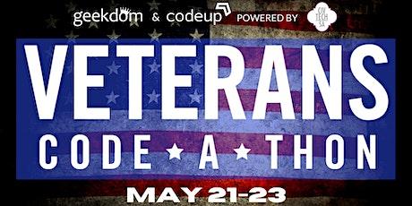 Veterans Codeathon tickets