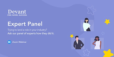 Expert Panel: Careers in Graphic/Web Design for International Students tickets