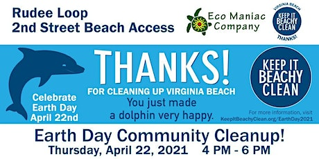 Keep it Beachy Clean Earth Day 2021 tickets