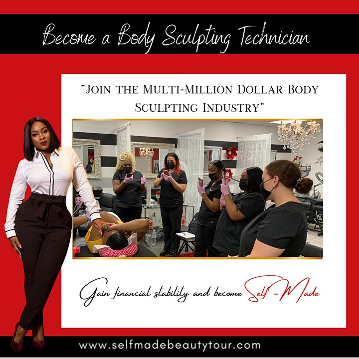 THE ART OF BODY CONTOURING COURSE- CHARLOTTE NC image