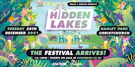 Hidden Lakes Festival | 2021 tickets