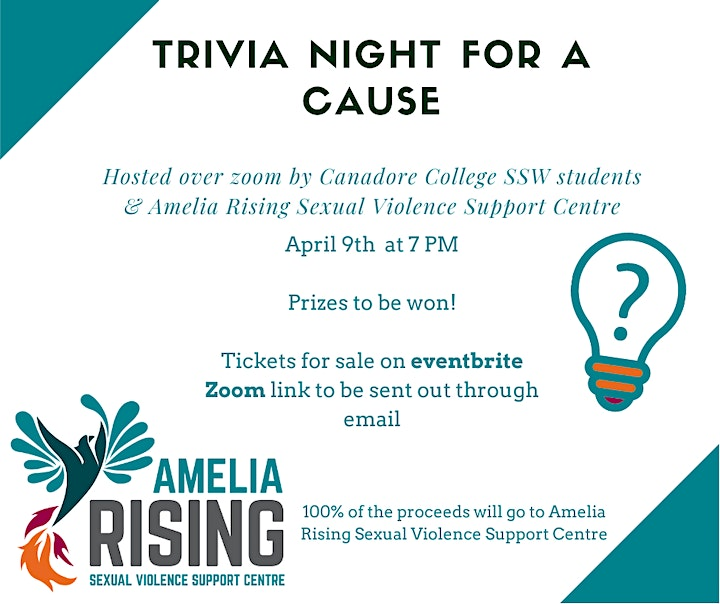 Trivia Night & Cookie Sale for a Cause image