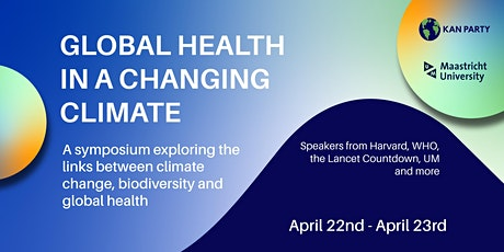 Global Health in a Changing Climate tickets