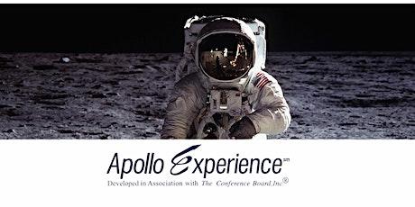 Cross Agency Apollo Leadership Experience - September 2021 tickets