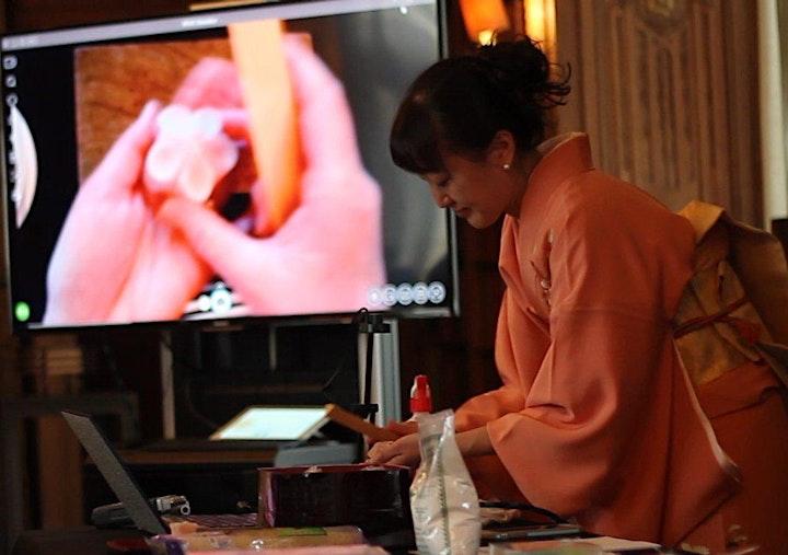 Learn to Make Japanese Sweets  - Summer  Nerikiri image