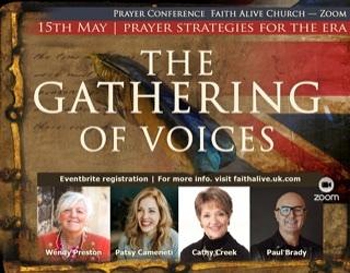 The Gathering Of Voices - Prayer Conference image