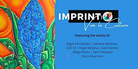 IMPRINT Viva La Cultura (SENIORS Day Wednesdays, May -June 2021) tickets