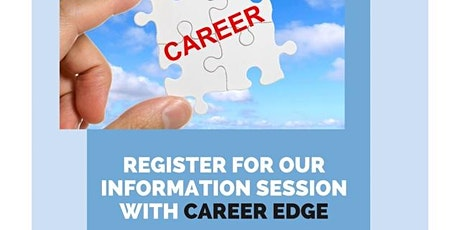 Join us for our information session with Career Edge on paid internships tickets