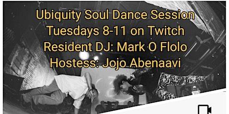 Hybrid Ubiquity Soul Dance Session tickets