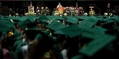 George Mason University In-Person Graduation Ceremony Registration tickets