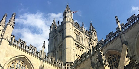 Bath Walking Tour with a Blue Badge Tourist Guide every morning tickets
