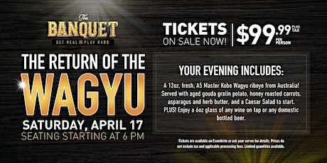The Return of the Wagyu tickets