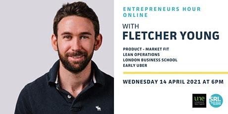 Entrepreneurs Hour with Fletcher Young tickets