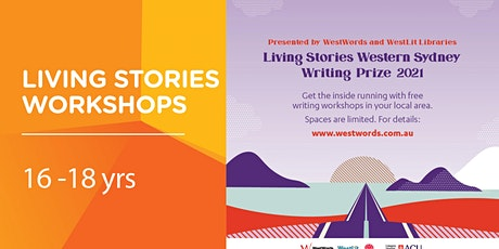 Living Stories: The Workshops 16 -18 yrs tickets