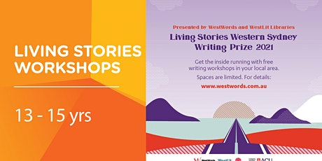 Living Stories: The Workshops 13 -15 yrs tickets