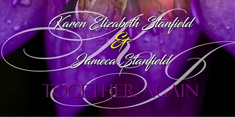 Jameca and Karen Stanfield Balloons of LOVE  Release AND Tribute tickets