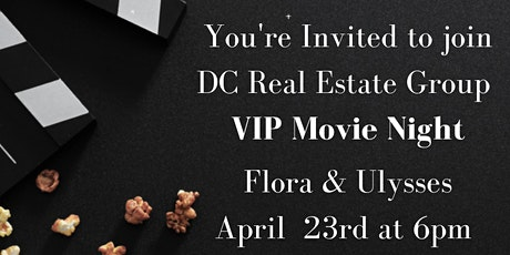 DC Real Estate VIP Movie Night (Washtenaw Families Connect) tickets