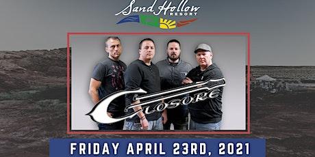Closure - 2021 Sunset Concert Series tickets
