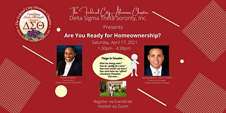 Are You Ready for Homeownership? tickets
