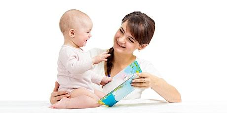 Babies Love Books (0-12 months) @ Margaret Martin Library (Term 2, 2021) tickets