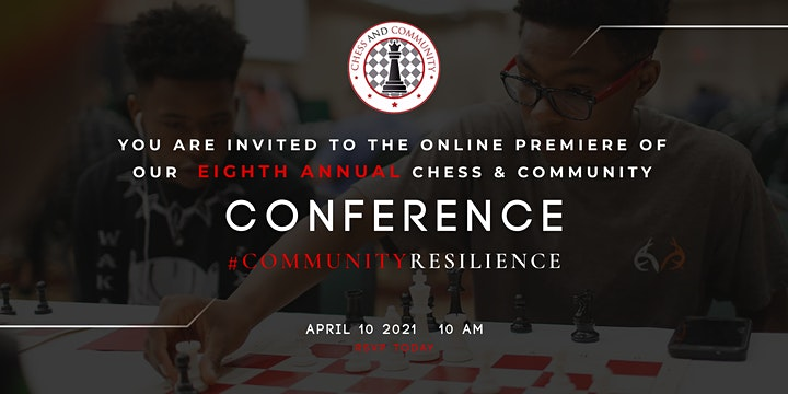 8th  Annual Chess & Community Conference image