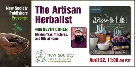 The Artisan Herbalist with Bevin Cohen tickets