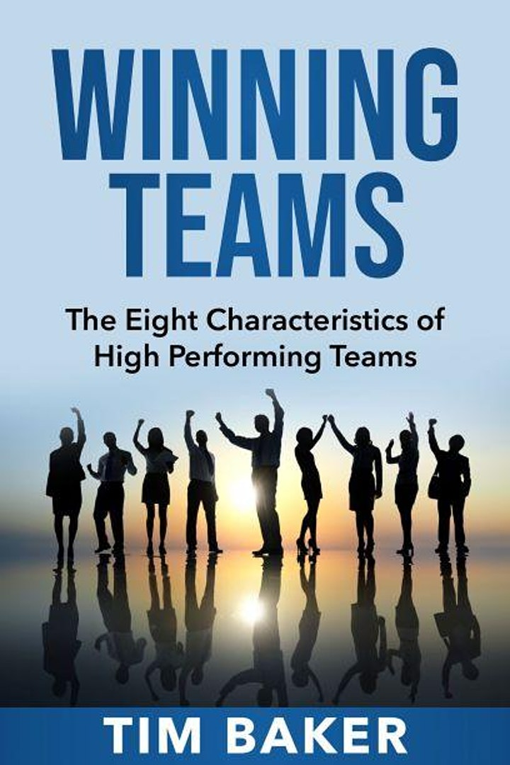 The Eight Characteristics Of High-Performing Teams image