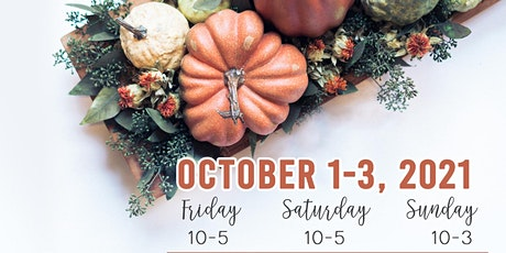 "Vintage Market Days of West Columbus Presents ""Urban Harvest"" tickets"
