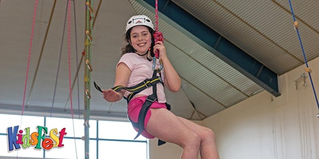High Ropes Challenge - Session 1 tickets