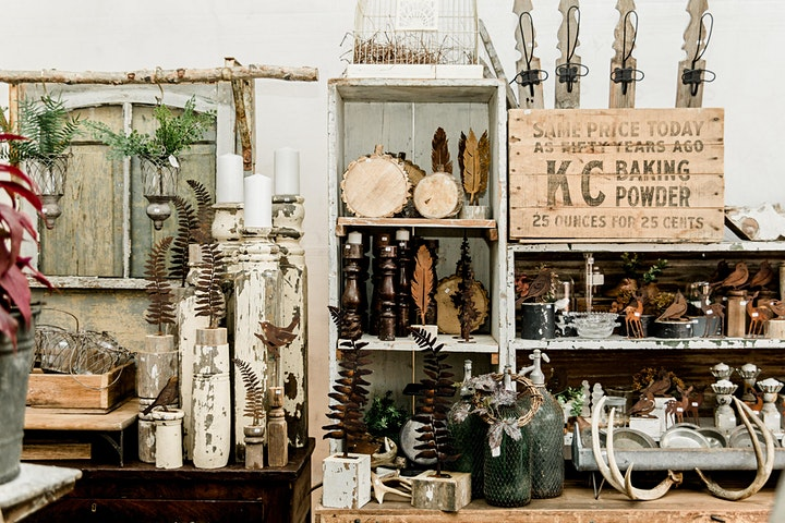 "Vintage Market Days of West Columbus Presents ""Urban Harvest"" image"
