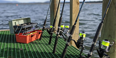 Draft Recreational Fishing Strategy Consultative Session tickets