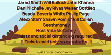 Thursday Night Comedy with Starr Struck tickets