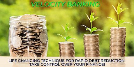 Online Live -  Debt Elimination / Velocity Banking training tickets