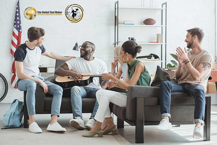 Afbeelding van TGTM-DWDM Living Room Edition