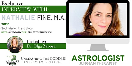 Free - Goddess Event Exclusive Interview with Nathalie Fine- SEDONA tickets