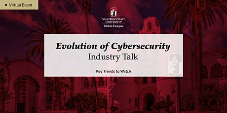 The Evolution of Cybersecurity | Industry Talk tickets