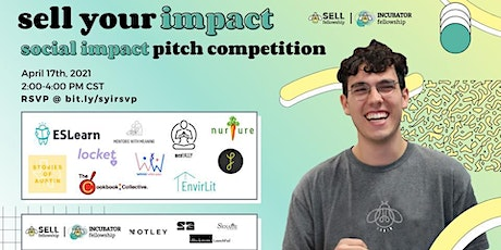 SELL Your Impact: Pitch Competition Finals tickets