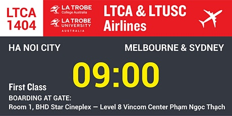 LTCA & LTUSC Airlines - We'll take you there tickets