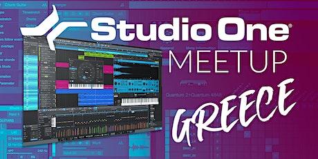 Studio One E-Meetup - Greece tickets