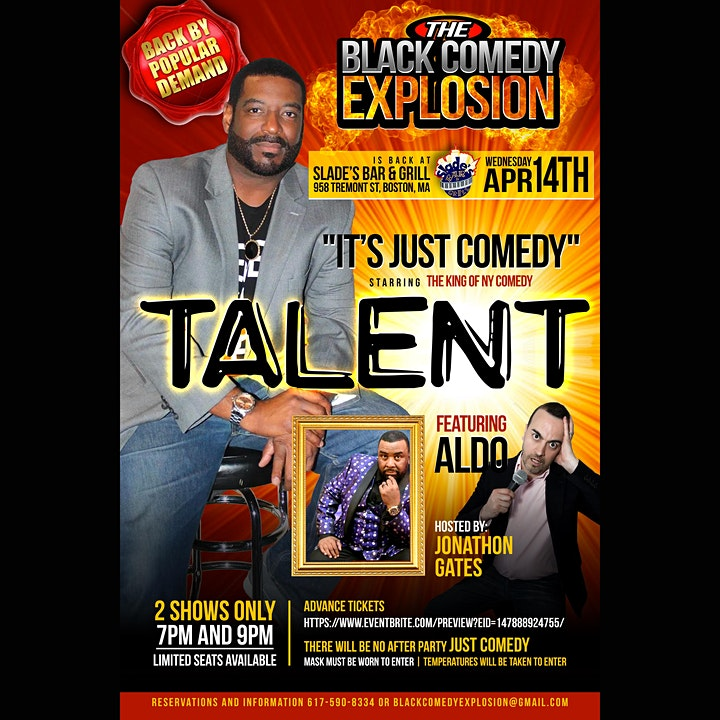Just Comedy Showcase image