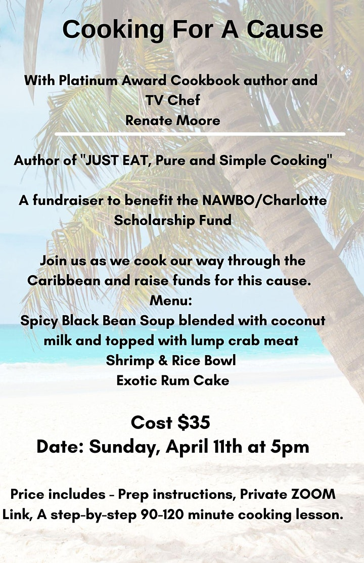 Cooking For A Cause image