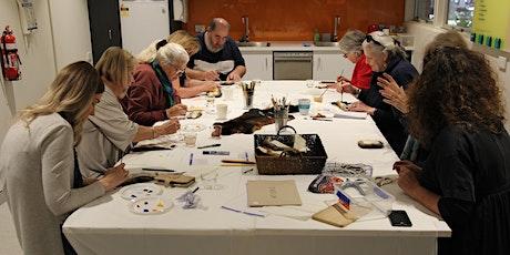 Possum skin wristband workshop with Carol McGregor tickets