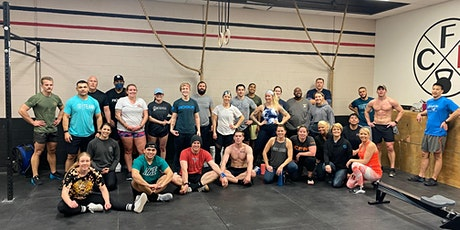 Community Workout tickets