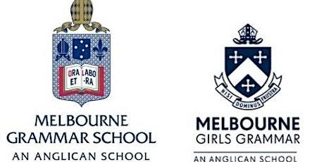 Melbourne Grammar School and Melbourne Girls Grammar Careers Expo 2021 tickets