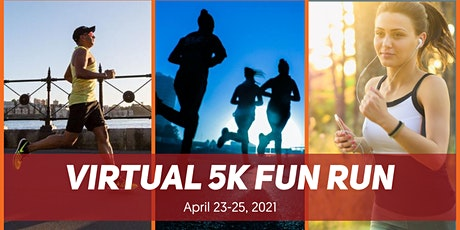 Virtual 5K FUN RUN tickets