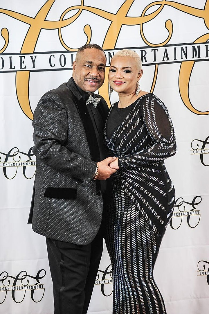 "COLEY COLE ENTERTAINMENT- 2nd annual charity  ""BLACK TIE AFFAIR "" image"