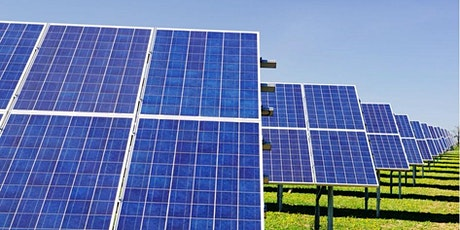 Community Solar Panel Discussion tickets