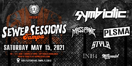 UE Presents: Sewer Sessions Tampa w/ SYMBIOTIC tickets