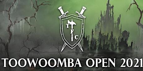 Toowoomba Open '21 tickets